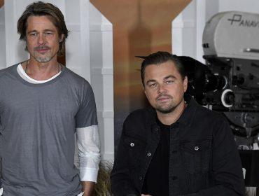Leonardo DiCaprio está determinado a encontrar um novo amor para Brad Pitt. Entenda!