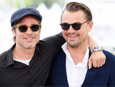 Que mulheres, que nada! O assunto do momento entre Leo DiCaprio e Brad Pitt é uma arte milenar
