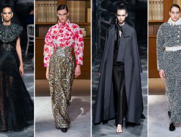 Dior e Chanel são destaques dos primeiros dias da semana de alta costura em Paris… Vem ver