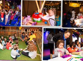 Cidade Jardim promove o Brinquedance, evento com aulas de dança, parkour, oficinas de arte e ginástica