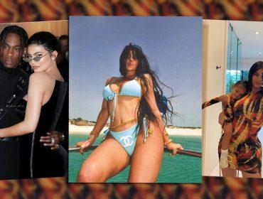 Kylie Jenner é a celeb mais valorizada no Instagram: um post dela chega a valer R$ 4,4 milhões! Confira o top 10
