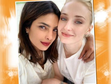 Sophie Turner e Prianka usam o mesmo look estilo 'pijama' e ficam maravilhosas