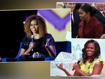 Novo cabelo de Michelle Obama está dando o que falar. Entrevistamos seu hairstylist e elegemos os looks mais marcantes