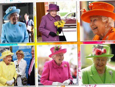 Rainha Elizabeth nunca visita o próprio guarda-roupa. Vem saber como ela escolhe o look do dia