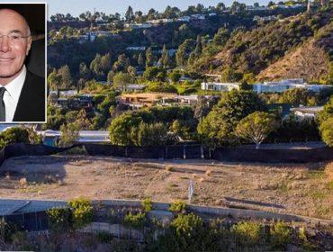 Co-fundador dos estúdios DreamWorks, David Geffen paga mais de R$ 115 mi por terreno em Beverly Hills