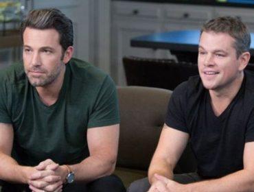 Ben Affleck e Matt Damon se preparam para trabalhar juntos de novo na telona. Aos fatos!