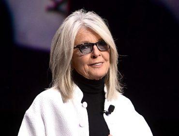 """Aos 73 anos, Diane Keaton revela que não namora ninguém há 35: """"Não rolou nem um selinho nesse tempo"""""""