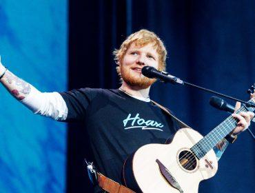 Ed Sheeran gastou mais de R$ 18 mi para se livrar de vizinho que reclamava de barulho