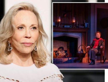Faye Dunaway é demitida de peça da Broadway depois de distribuir tapas e xingamentos nos bastidores da produção