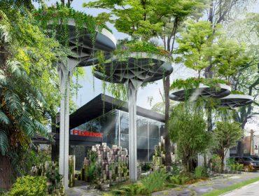 Florense inaugura flagship com conceito do designer Dror Benshetrit