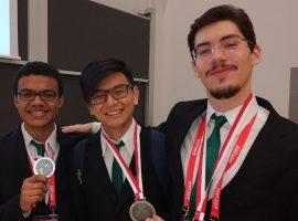 Estudantes brasileiros conquistam medalha de prata na 'Copa do Mundo de Física' na Polônia