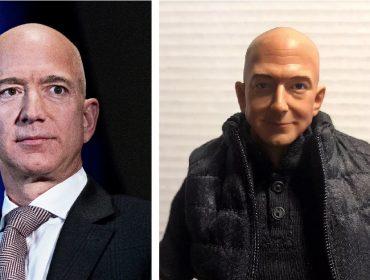 Marca americana de brinquedos cria boneco inspirado em Jeff Bezos, o homem mais rico do mundo