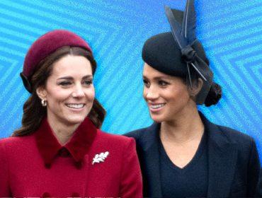 Supostas rivais no passado, Meghan Markle e Kate Middleton estão mais amigas do que nunca. Aos fatos!