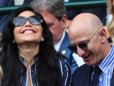Lauren Sanchez, a namorada de Jeff Bezos, apresentou seu primogênito ao bilionário nessa semana