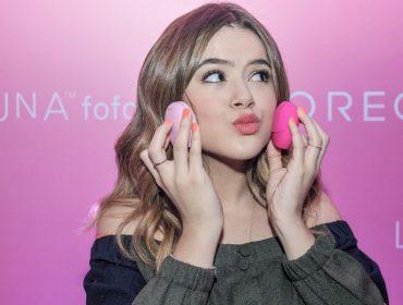 Maisa compartilhou segredos de skincare durante lançamento em São Paulo
