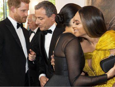 Meghan Markle cometeu uma gafe em seu encontro com Beyoncé nesse domingo. Saiba qual!