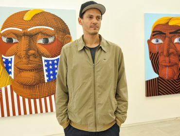 Galeria Kogan Amaro inaugura primeira exposição do artista Nunca