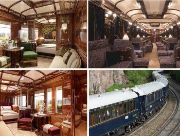 Considerado o trem mais luxuoso do mundo, Orient-Express será reformado em breve