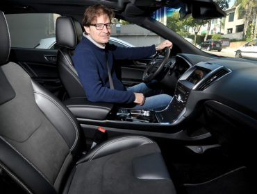 Leonardo Marigo testou o poderoso Ford Edge ST e conta tudo ao Glamurama. Aos detalhes!