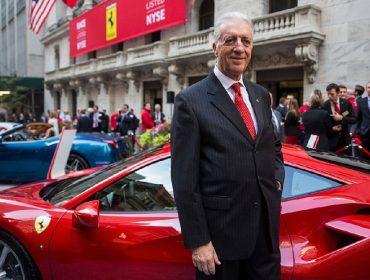 Com o que ganhou na bolsa só nesse ano, dono da Ferrari poderia comprar 300 carrões da montadora