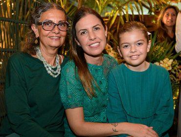 Chef Morena Leite comemorou 21 anos do restaurante Capim Santo nessa terça