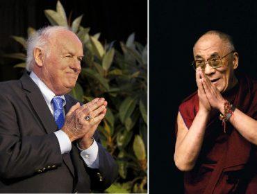 Depois de encontro com Dalai Lama, bilionário doa R$ 378 mi para universidade dos EUA estudar a compaixão