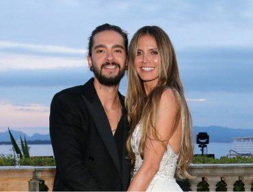 Cinco meses depois de trocar alianças, Heidi Klum e Tom Kaulitz finalmente terão uma lua de mel