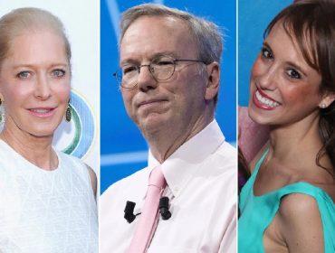 """Ex-CEO do Google presenteou """"amiga"""" com joia milionária e a mulher dele não está nem aí pra isso"""