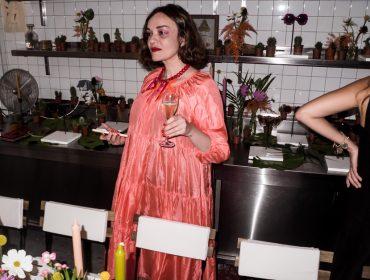 Lapima armou jantar em hotspot parisiense nessa terça-feira