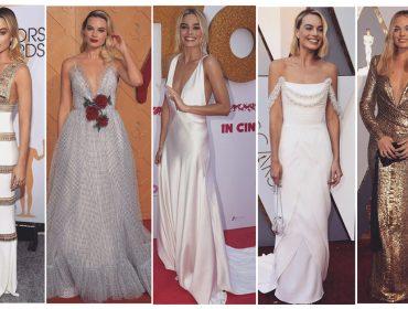Margot Robbie, uma das atrizes mais talentosas do momento, dá show de estilo. Vem ver!