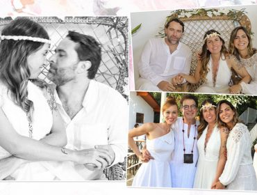Chef Morena Leite se casa com Julius Wiedemann em casa de Orixás e Mariana Ximenes é uma das madrinhas