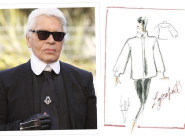 Novo tributo a Karl Lagerfeld envolverá modelos, estilistas, atrizes e até um piloto de Fórmula 1
