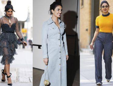 No dia em que Priyanka Chopra faz 38, conheça um pouco mais do estilo da indiana que conquistou Hollywood… e Nick Jonas!