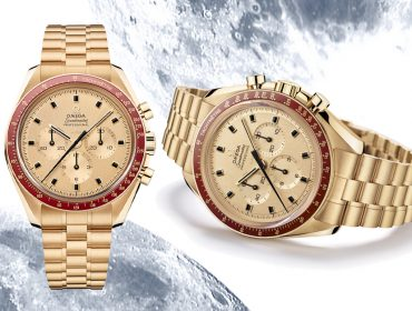 Omega celebra 50 anos do pouso do homem na lua com exposição e relógio. Aos detalhes!