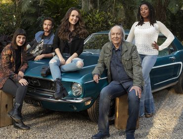 Encontro de gerações! Larissa Manoela e Erasmo Carlos protagonizam filme sobre mundo digital da Netflix