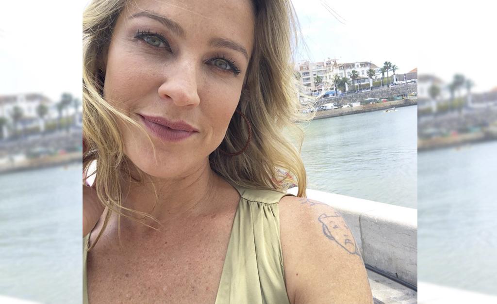 bcc29ad8a512 Luana Piovani está curtindo as férias em Ibiza com as amigas, soltinha,  soltinha… e parece que a noite foi agitada. No Instagram, Luana comentou  que ficou ...