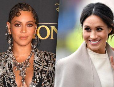 """Pré-estreia de """"O Rei Leão"""" em Londres pode reunir Meghan Markle e Beyoncé. Ao burburinho!"""