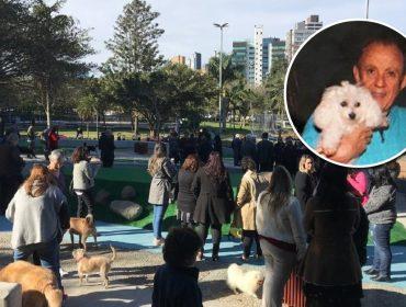 Porto Alegre inaugura cachorródromo com o nome da pet de bilionário brasileiro. Vem saber!