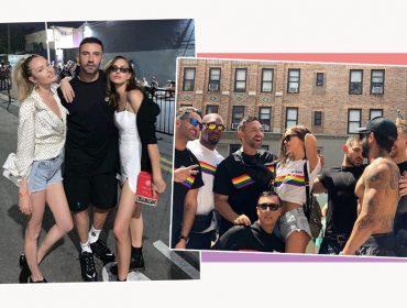 Irina Shayk curte solteirice ao lado dos amigos fashionistas. Vem saber!