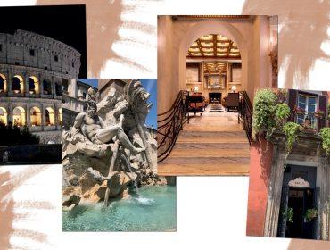 Roma, sua linda! Um guia completo e charmoso da cidade italiana por Joyce Pascowitch