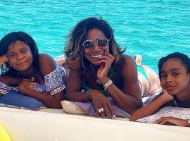 """De férias com as filhas, Glória Maria manda a real sobre o 'mimimi' das meninas: Assim é lindo não é? Mas tem o lado B…"""""""