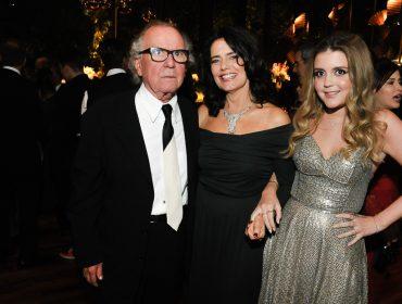 Patrícia e Washington Olivetto comemoram o aniversário da filha Antonia com festão em SP