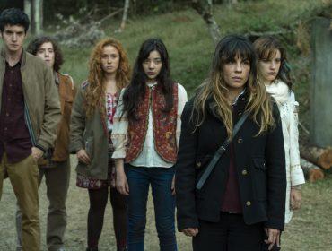 """Primeiras cenas de 'Desalma', série sobrenatural estrelada por Cassia Kiss, Claudia Abreu e Maria Ribeiro: """"Você não vê as coisas, tem a sensação"""""""