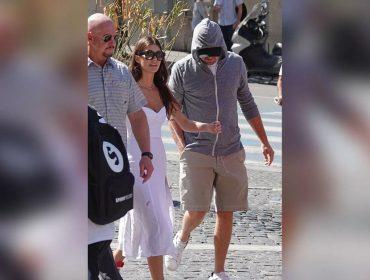 Camila Morrone e Leo DiCaprio curtem férias na Itália com a família. Será que vem casamento por aí?