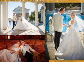4 dias de festas e 5 vestidos: o mega casamento de Amanda Hearst, bisneta do magnata William Randolph Hearst