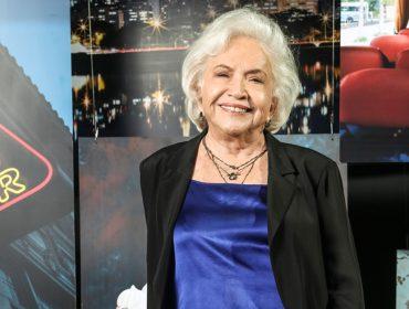 Nathalia Timberg faz 90 anos nessa segunda e comemora com festão no Rio de Janeiro