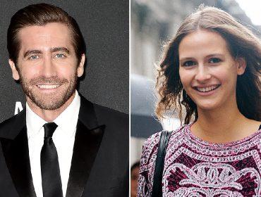 Depois de quase um ano de namoro, Jake Gyllenhaal enfim apresentou a namorada Jeanne Cadieu para seus pais