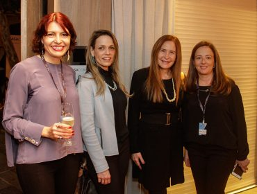 Anete Weber e Rafaella Marques comemoram o sucesso na CASACOR2019