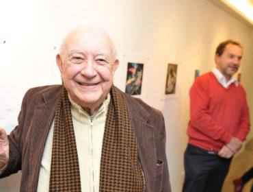 Sergio Mamberti ganha exposição na Galeria São Paulo Flutuante