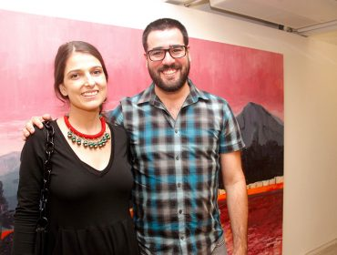 Galeria Kogan Amaro abre mostra dupla com agito nessa quinta-feira